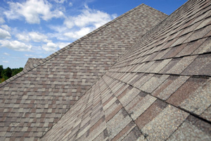 Homes roofed with asphalt shingles in Vancouver